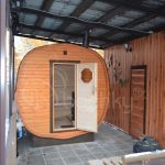 Okta barrel sauna
