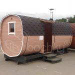 Okta barrel sauna