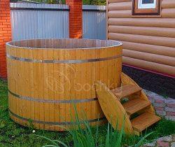 Spruce tub