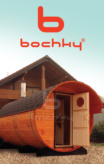 Bochky barrel sauna